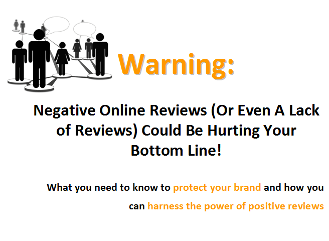 Don't Be A Victim To A Negative Online Review